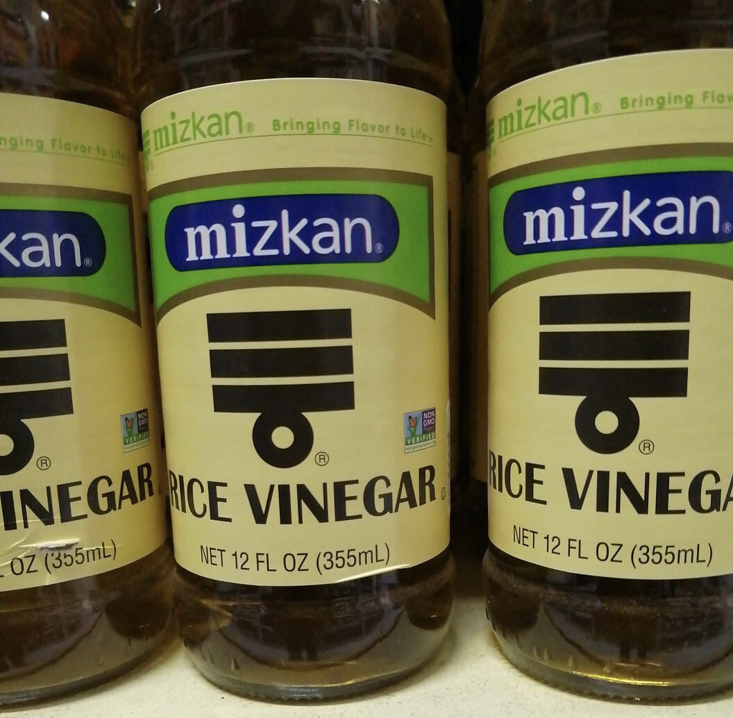Vinagre de arroz mizcan x355