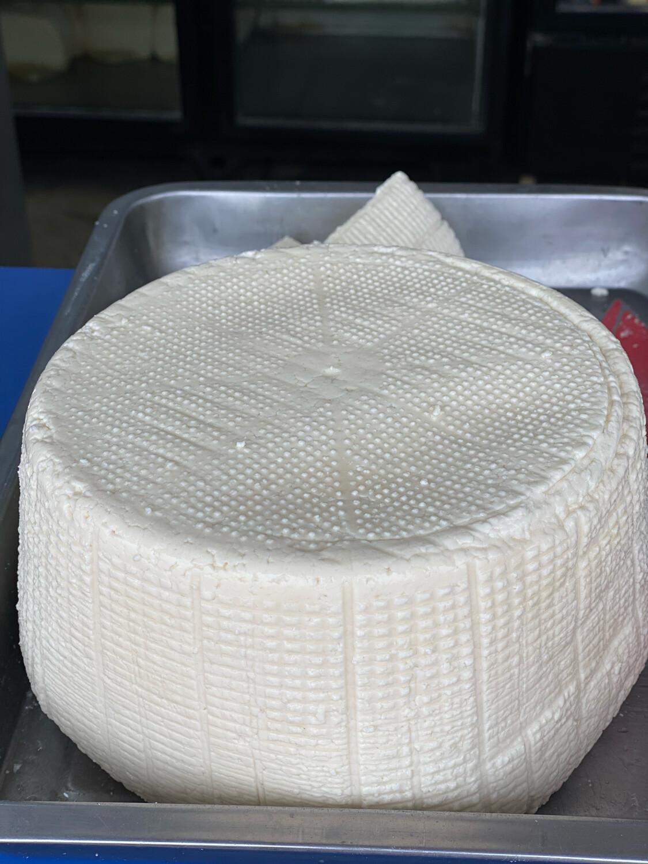 Queso fresco pasteurizado x aprox 4 kilos