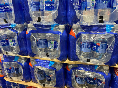 Agua San Carlos pack x 20 unidades