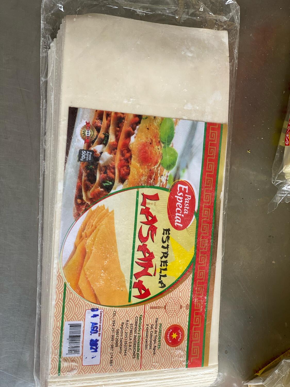 Pasta Lasagna x 1/2 kilo