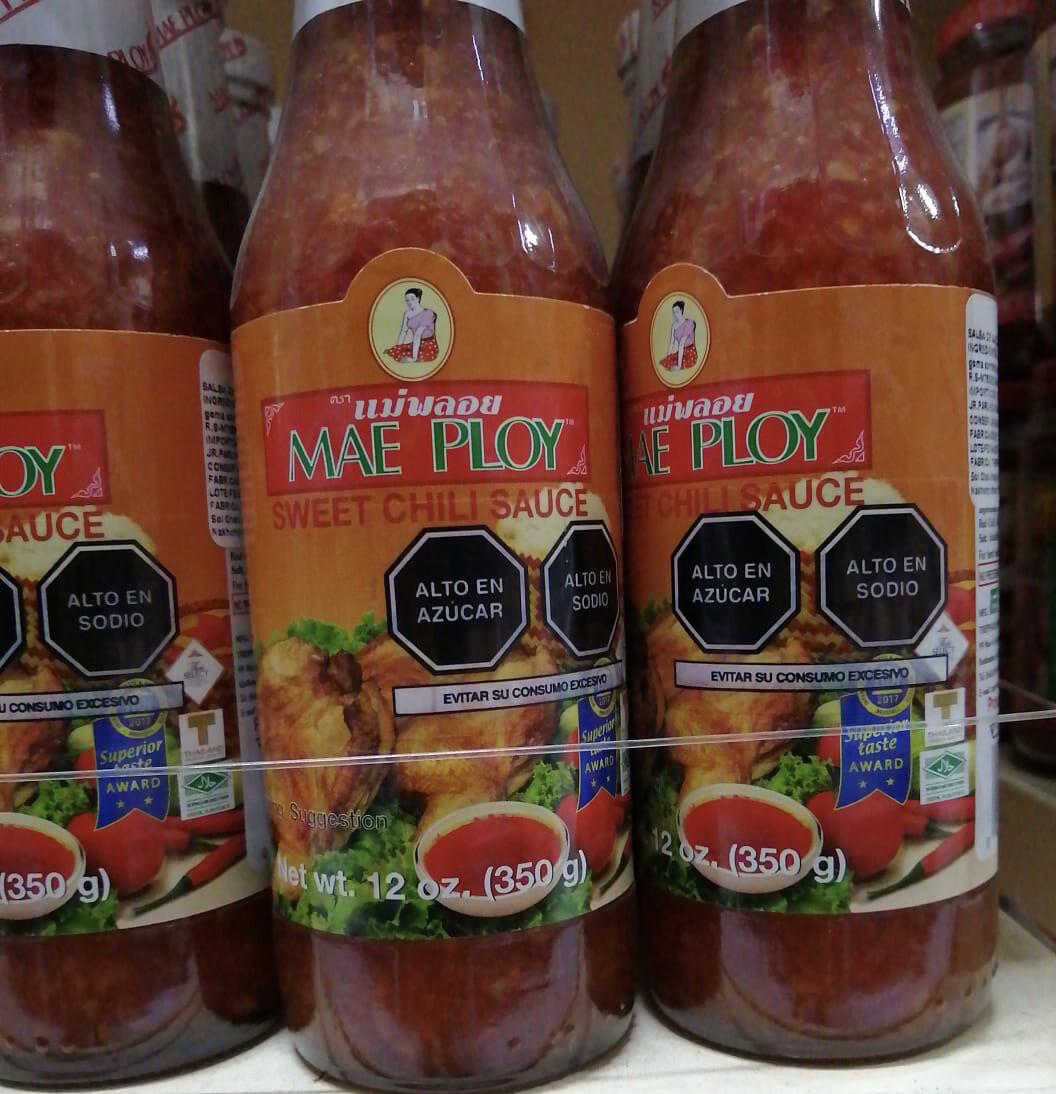 Aroy/d salsa sweet chili x 350