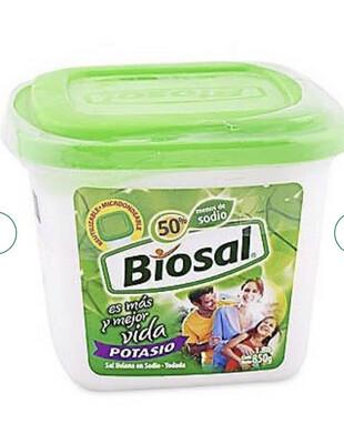 Bio sal tapers 850 gramos