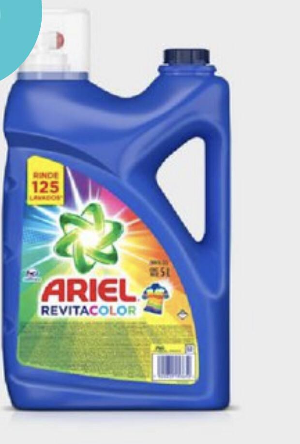 Ariel revita color x 5 litros