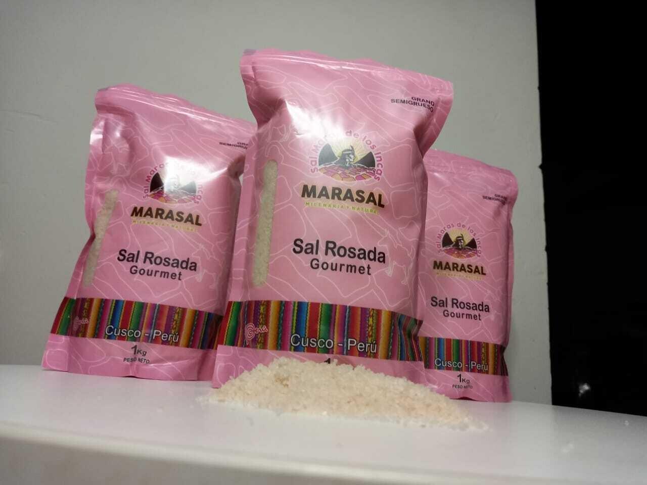 Sal de Maras MARASAL X 1 Kg. (parrillera)