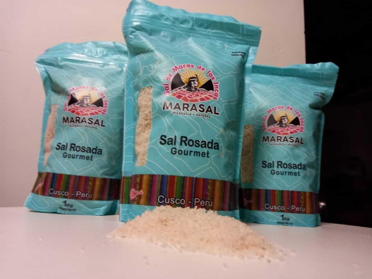 Sal de Maras MARASAL X 1 Kg. (GRUESA)