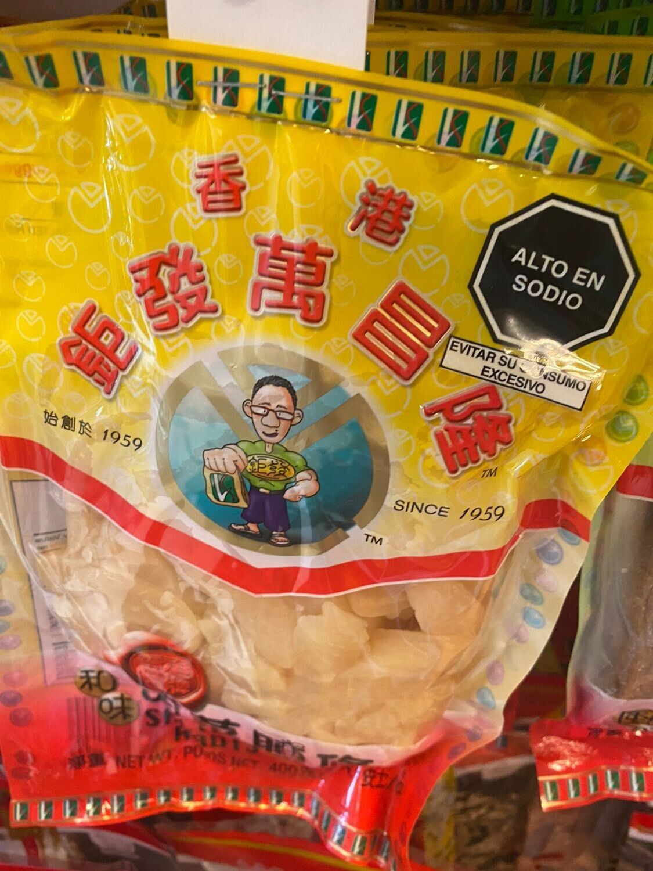 Man Chong rabano en salmuera Choy Pou x 400 gr.