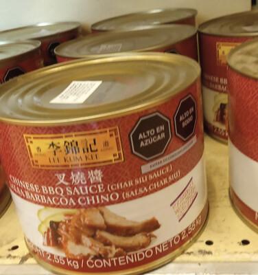 Lkk salsa barbacoa char siu 2,55 kilos