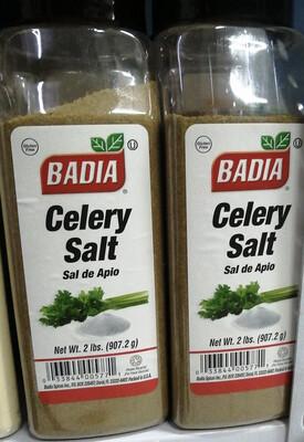 Sal de apio Badia x907