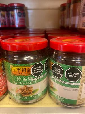 Lkk salsa sa cha sauce x 198