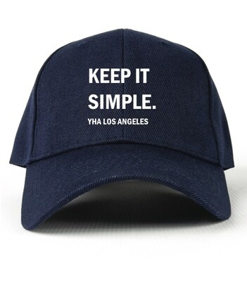 Keep It Simple - Adjustable Hat
