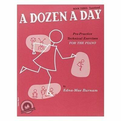 A Dozen A Day Book 3: Transitional
