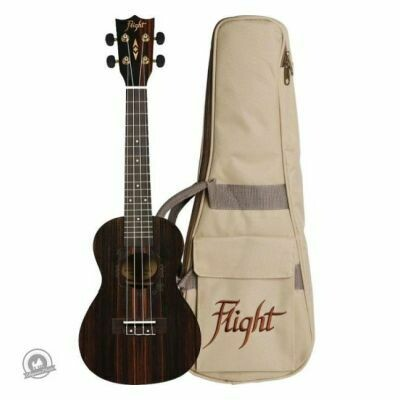 Flight: DUC460 Concert Ukulele - Amara (With Bag)