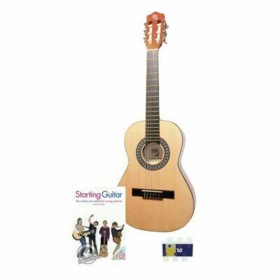 Pure Tone Kids: Half-Size Acoustic Guitar Pack