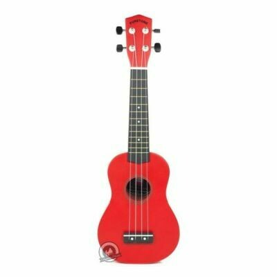 Pure Tone: Ukulele Pack (Red)