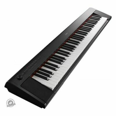Yamaha NP-32 Piaggero Slimline Home Keyboard (In White Finish)