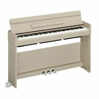 Yamaha YDP-S34 Arius Digital Piano (in White Ash Finish)