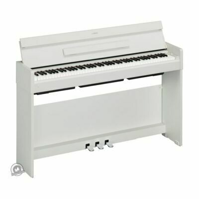 Yamaha YDP-S34 Arius Digital Piano (in White Finish)