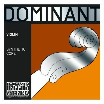 Dominant Violin G. Silver Wound 4/4