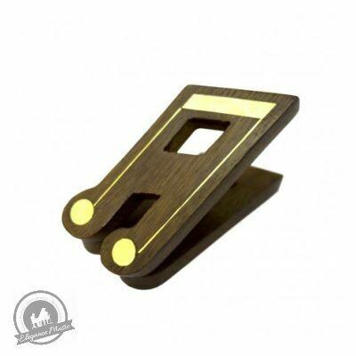 Wooden Music Clip - Quavers Pair