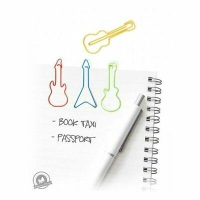 Audioclip Paperclips - Set Of 12