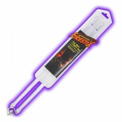 Firestix Light Up Drumsticks Purple
