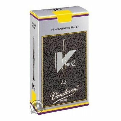 Vandoren V12 Clarinet Reeds 2.5 Silver (10 BOX)