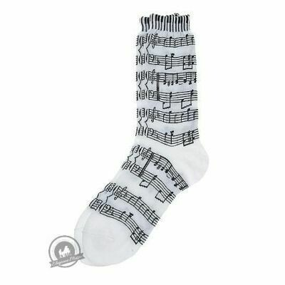 Socks - Sheet Music (White-Black)