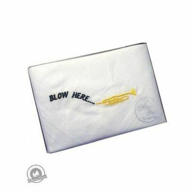 Handkerchief - Trumpet Blow Here