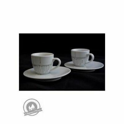 Espresso And Saucer Set Of 2