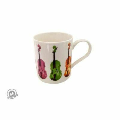 Fine China Mug - Allegro - Violin