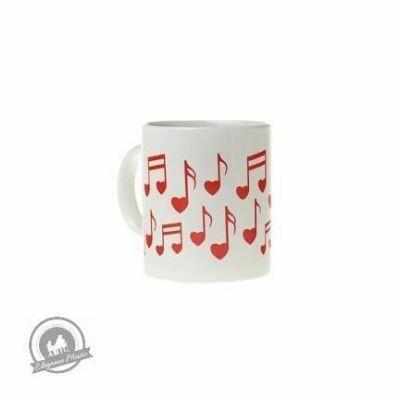 Mug - Heart Note