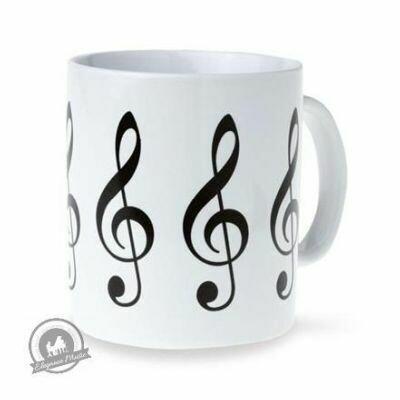 Mug - Treble Clef