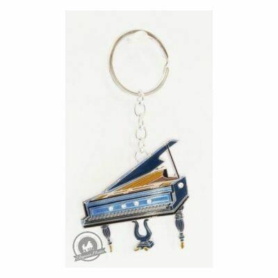 Little Snoring Keyring: Grand Piano