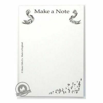 Note Pad Make A Note