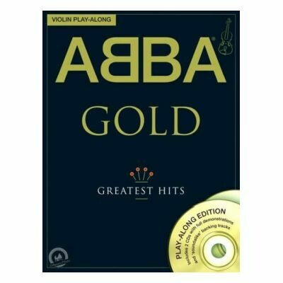 Abba Gold for Violin (with CD)