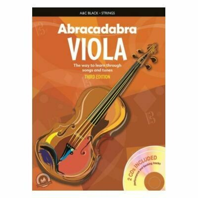 Abracadabra Viola (with 2CD)