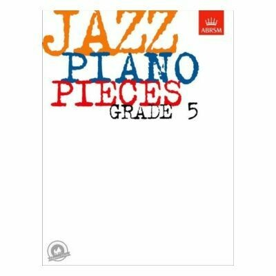 ABRSM Jazz Piano Pieces, Grade 5