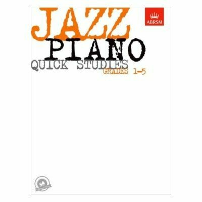 ABRSM Jazz Piano Quick Studies, Grades 1-5
