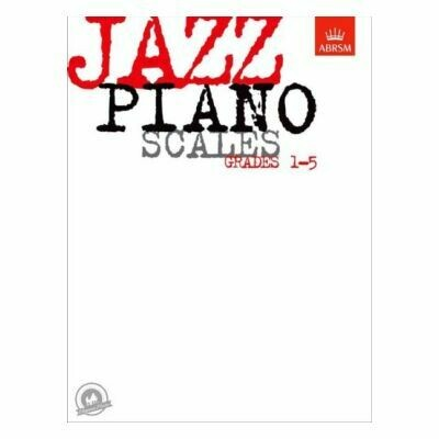 ABRSM Jazz Piano Scales, Grades 1-5