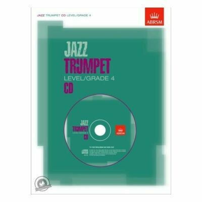ABRSM Jazz Trumpet CD Level/Grade 4 (CD Only)