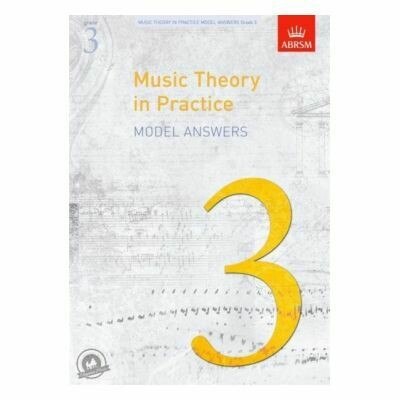 ABRSM Music Theory in Practice Model Answers, Grade 3