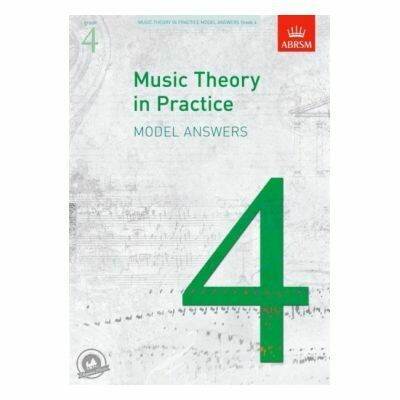 ABRSM Music Theory in Practice Model Answers, Grade 4