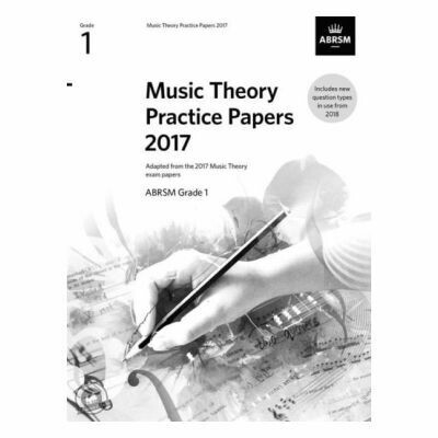 ABRSM Music Theory Practice Papers 2017: Grade 1