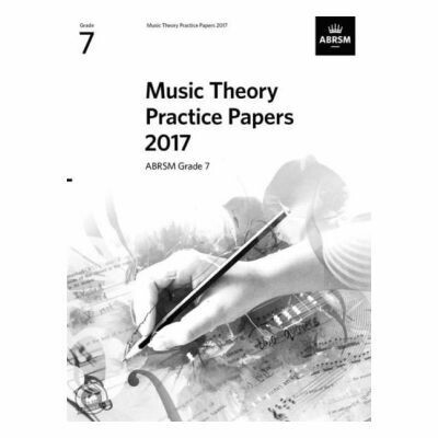 ABRSM Music Theory Practice Papers 2017: Grade 7