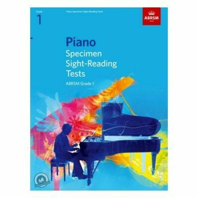 ABRSM Piano Specimen Sight-Reading Tests, Grade 1