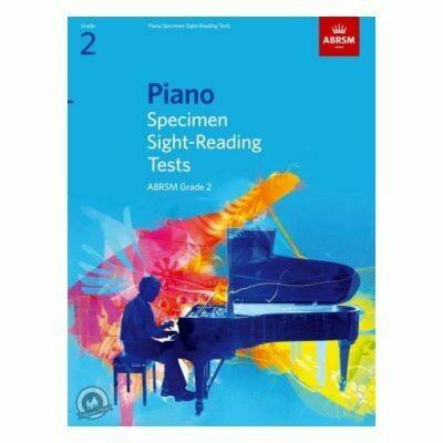 ABRSM Piano Specimen Sight-Reading Tests, Grade 2