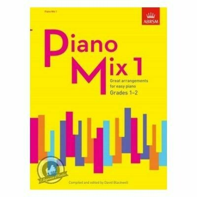 ABRSM: Piano Mix Book 1 (Grades 1-2)