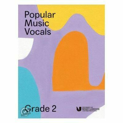 LCM Popular Music Vocals - Grade 2
