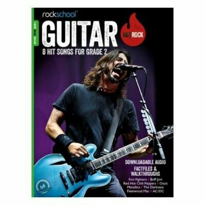 Rockschool Hot Rock Guitar - Grade 2