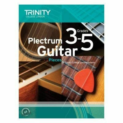 Trinity Plectrum Guitar Pieces Grades 3-5